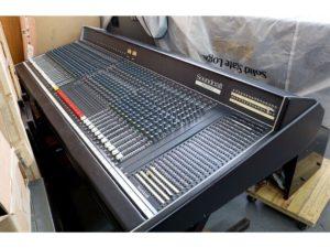 Conserto mesa de som soundcraft