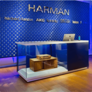 Loja Assistência Técnica Autorizada Harman