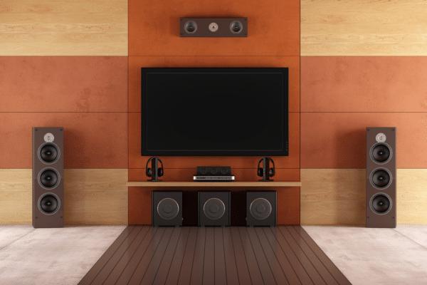 Caixas de som para TV
